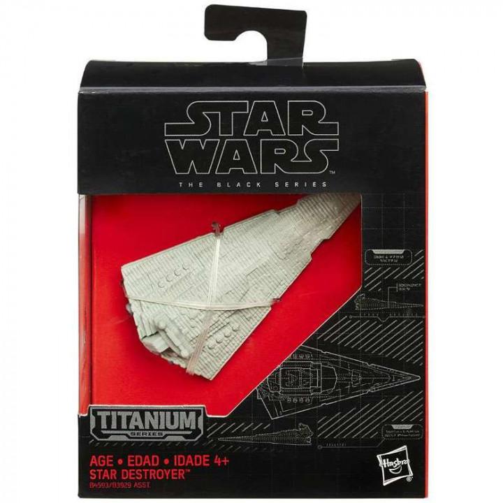 Star Wars: Die-cast Vehicle Star Destroyer