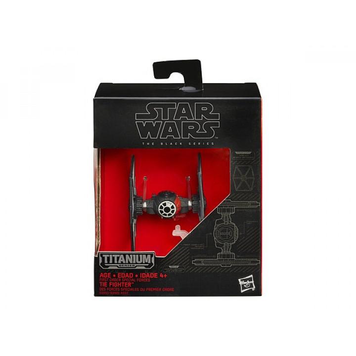 Star Wars Die-cast Vehicle Special Force Tie Fighter