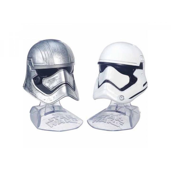 Star Wars Black Series Die-Cast Helmet Captain Phasma & First Order Storm Trooper