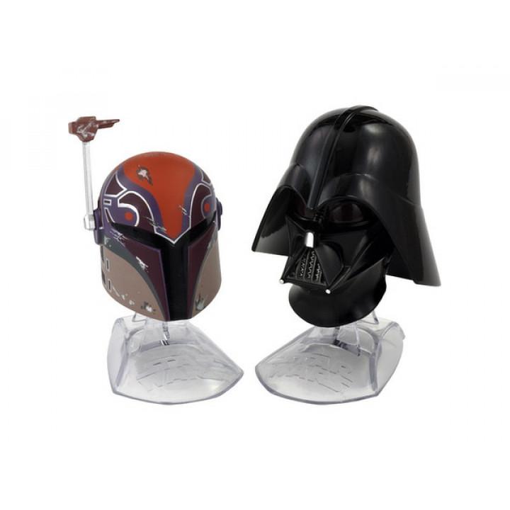 Star Wars Black Series Die-Cast Helmet Sabine Wren & Darth Vader