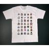 Белая футболка Мультивселенная